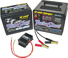 16 Volt Racing/Audio